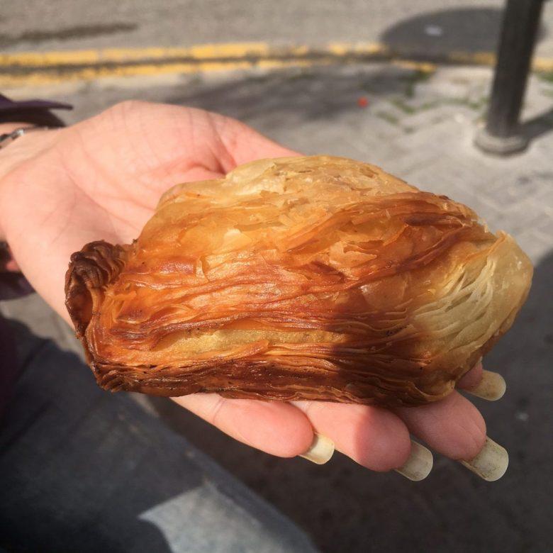 Pastizzi - vegan Maltese street food