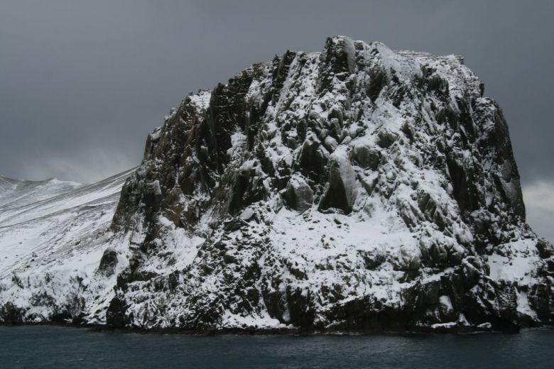 Passing through Neptune's Bellows - Antarctica travel