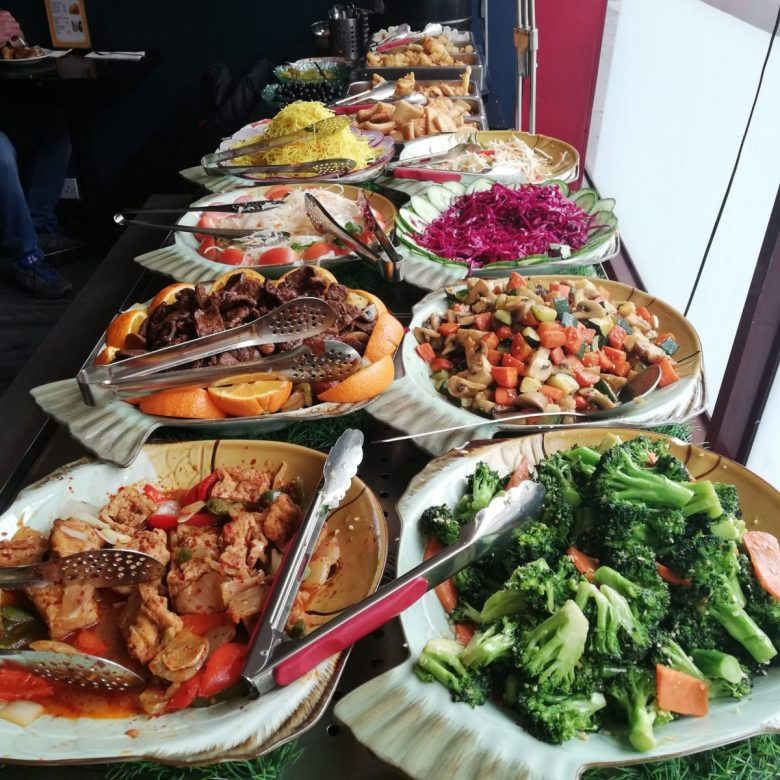 Authentic-tasting vegan Chinese food at Dou Dou