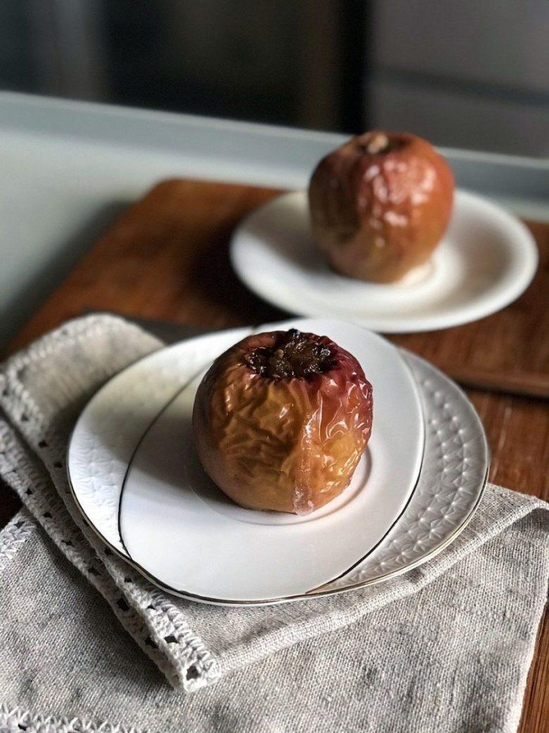 Pieczone jabłka (baked apples)