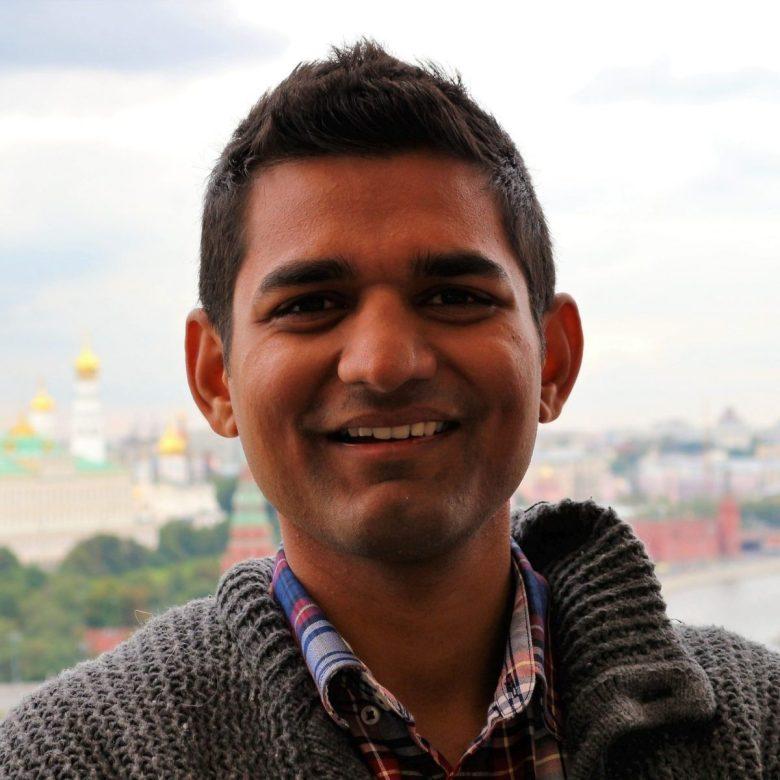 Sanskar Shrivastava - author of vegan in Romania article