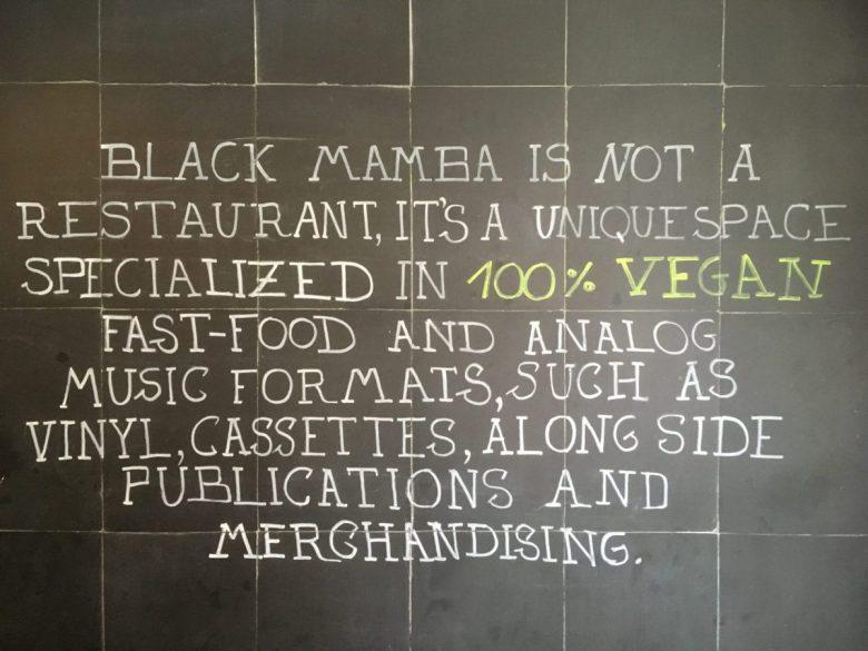 Black Mamba Burgers and Records Porto