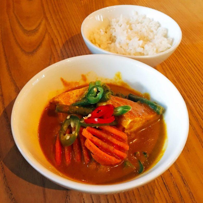 Thai food at Mai Thai in Minsk