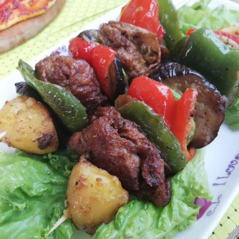 Shorlog Mongolian barbecue
