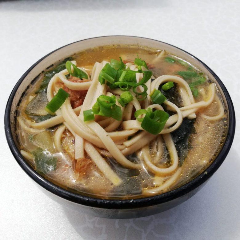 Guriltai Shul - Mongolian noodle soup