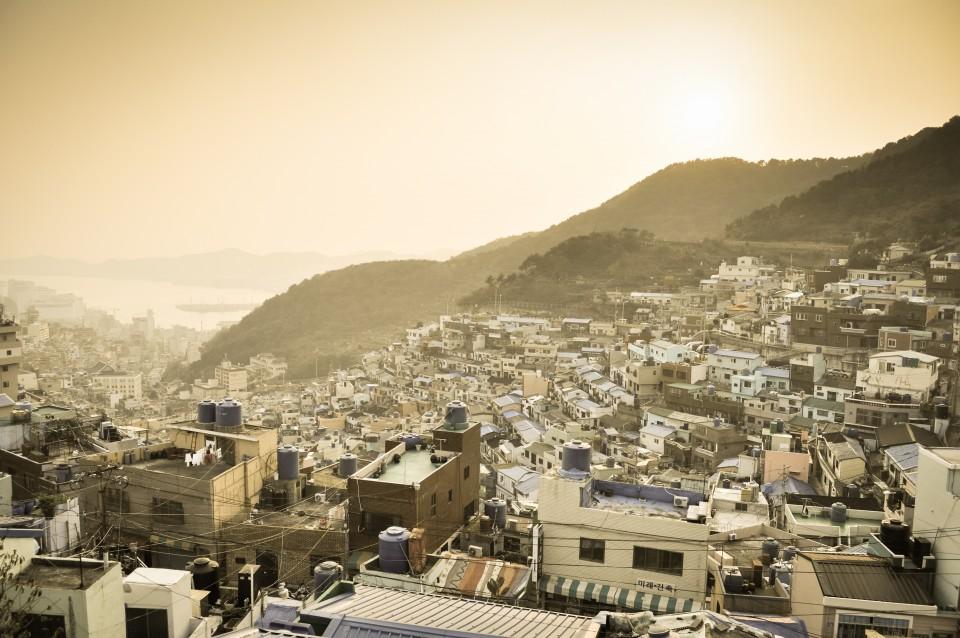 Art Saves Korean Ghetto: Busan's Gamcheon Culture Village