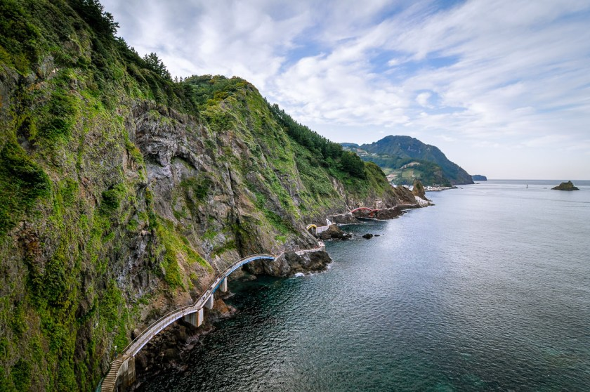 Adventure, East Sea, Haengnam Coastal Trail, Image, Korea, Nomad Within, Peter DeMarco, Picture, Ulleung, Ulleungdo, asia, island, photography, south, travel