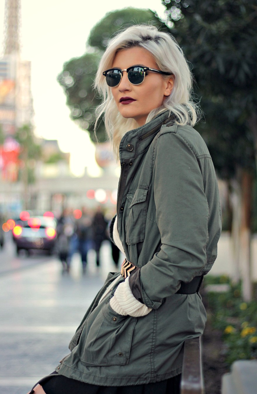 Winter Outfit Inspo - Belt Your Outerwear