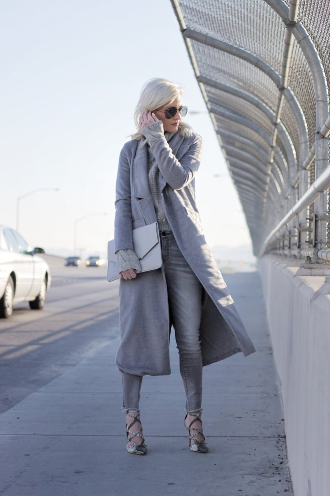 groutfit, all gray, all grey, outfit, fashion, style, winter, 2017, trends, fashion blogger