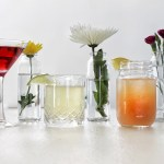 3 EASY COCKTAILS TO SERVE AT YOUR NEXT PARTY