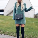 SWEATER DRESSES FOR EVERY BUDGET
