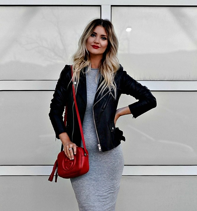 9bc3912cebf40 maternity style, maternity, edgy, street style, pregnancy style, pregnancy  outfit,