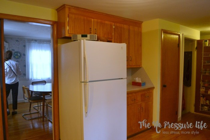 Our Kitchen Renovation Before