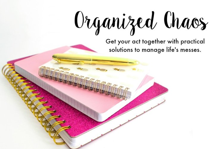 Simple Organizing Tips for Real Life