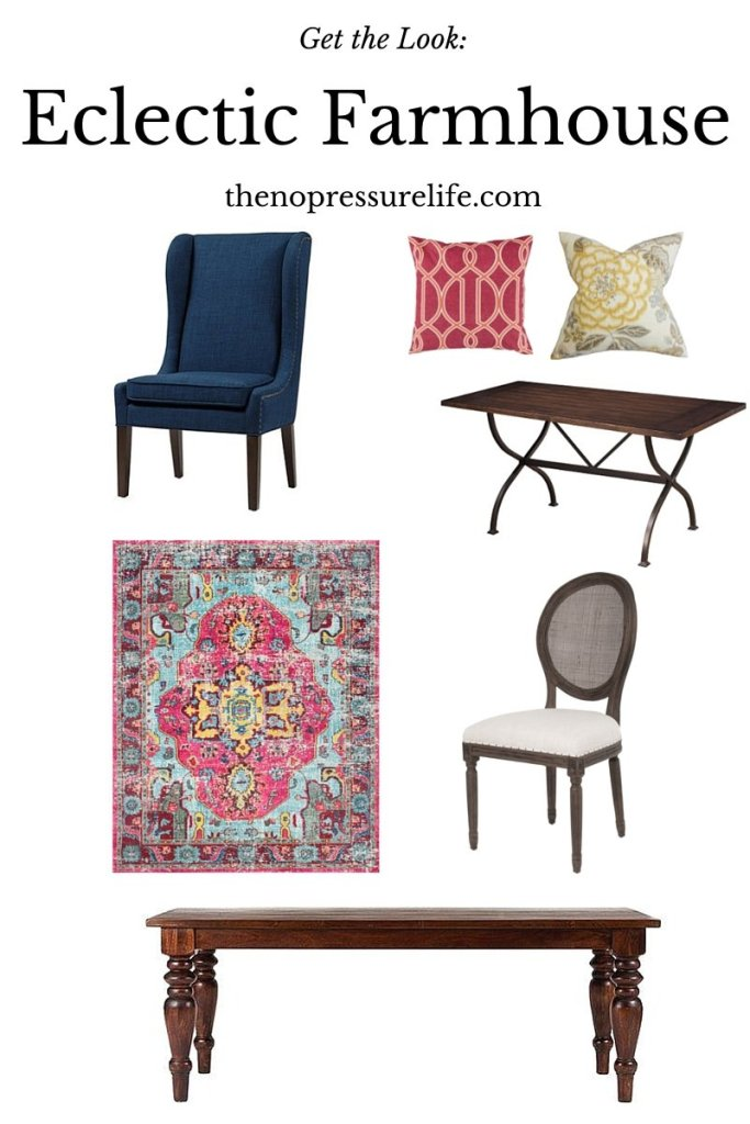 I love eclectic farmhouse style! Find out where to buy these gorgeous and affordable farmhouse-inspired furniture and accessories.