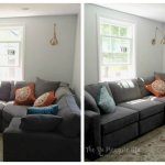 How to Decorate Above a Corner Sectional: 3 Ways Pretty to Fill the Space
