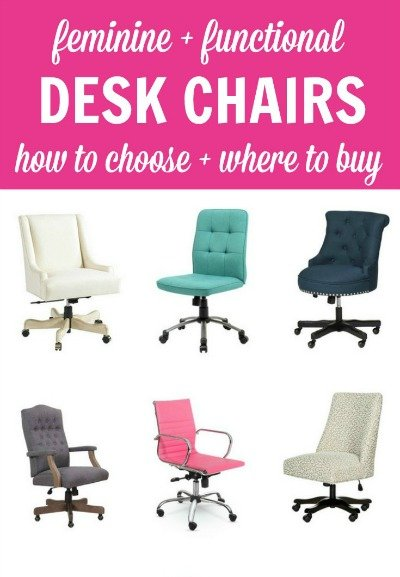 22 Functional + Feminine Desk Chairs (And How to Choose One) on 2nd hand office chairs, repair office chairs, car office chairs, think office chairs, buy office home, office furniture chairs, best office chairs, design office chairs, used office chairs, commercial office chairs, home office chairs, amazon office chairs, cheap office chairs, off white office chairs, shop office chairs,