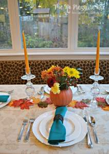 3 Last-Minute Thanksgiving Centerpieces for the Overwhelmed Hostess