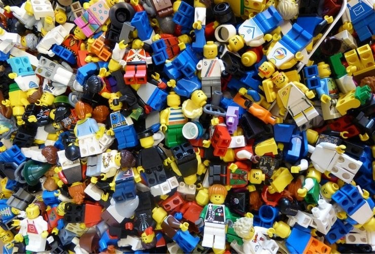 How to Organize Legos Without Losing Your Mind
