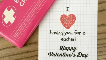 5 Free Printable Valentines Day Cards for Kids  NonCandy Treat