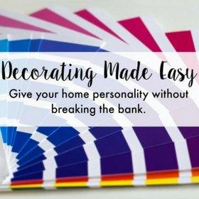 Easy Decorating Ideas