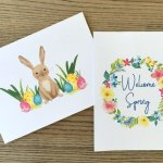 Spring Printable Art: Two Free Watercolor Prints to Decorate Your Walls