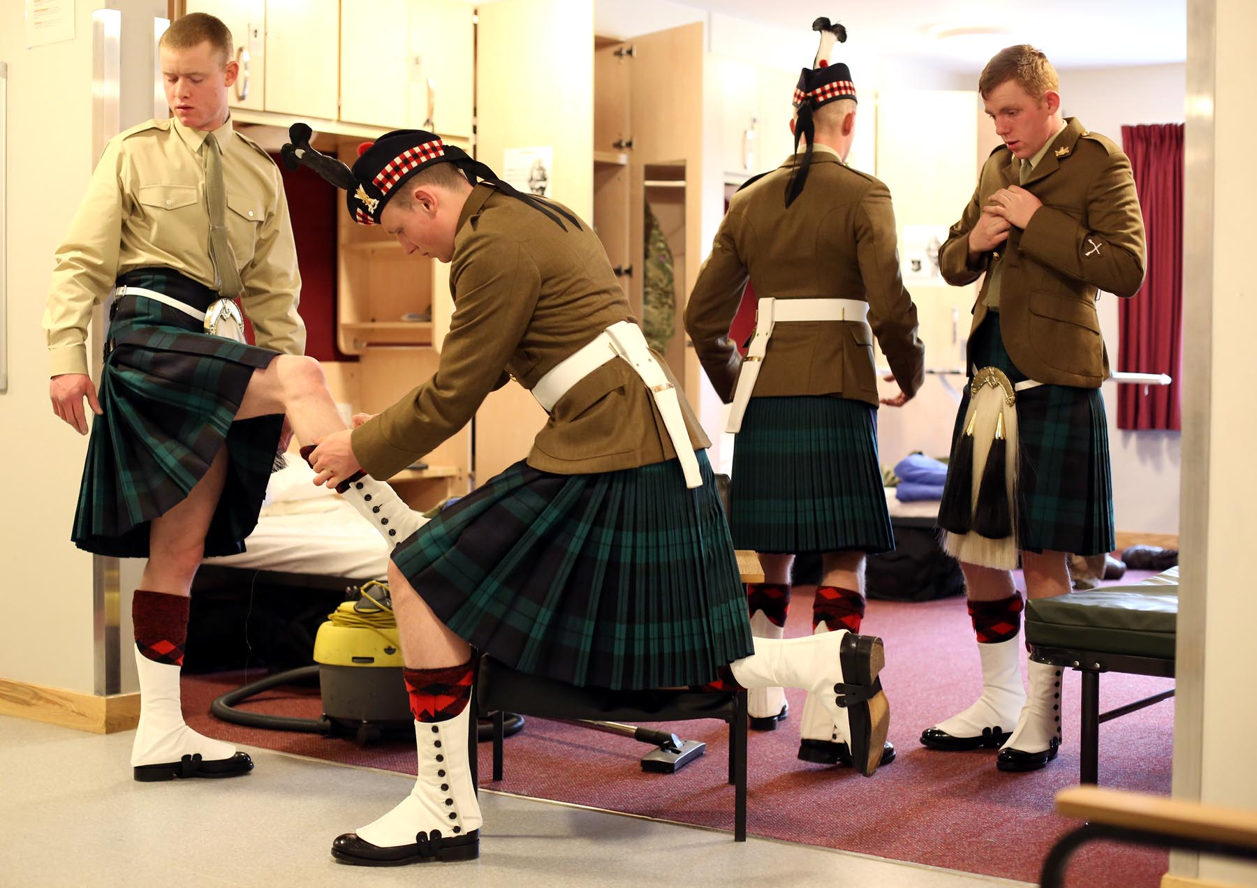 Image result for scottish soldier recruit images