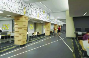 New Student Success Center to be 'proactive'