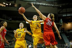 Togetherness brings success for women's basketball team