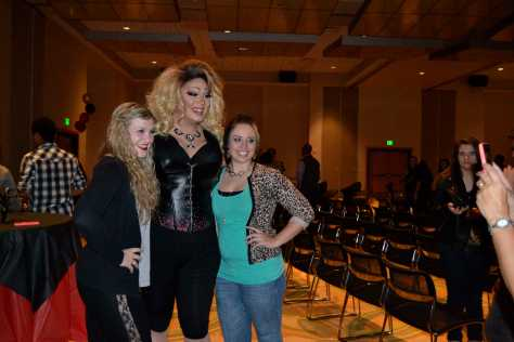"""Orange is the New Black"" star opens up about life as a transgender actress to sold-out NKU audience"