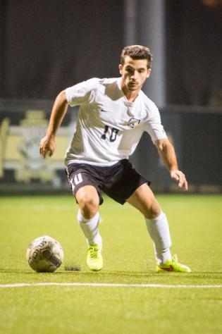 Flames burn men's soccer in overtime, 1-0