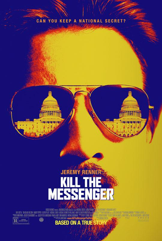 The+movie+poster+for+%27Kill+the+Messenger%27+starring+Jeremy+Renner.+