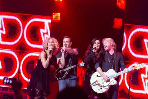 GALLERY: Little Big Town rock NKU