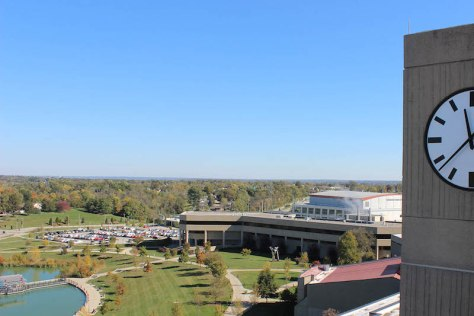 Beyond NKU – NKU attempts to bridge gap between university and community