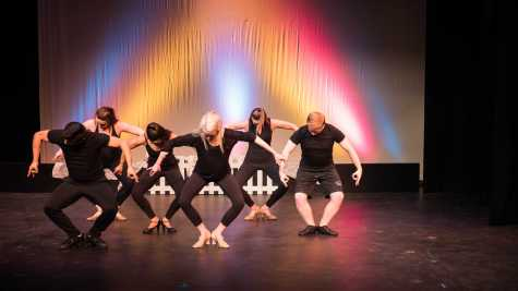 GALLERY: Dance Troupe takes over Strauss Theatre