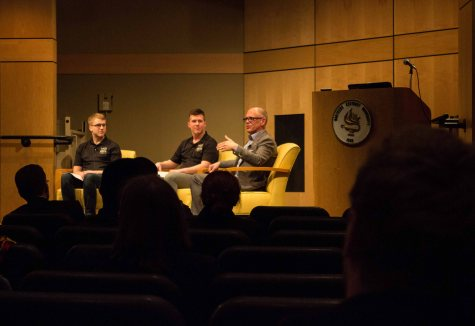 Jim Obergefell keynotes NKU Pride Week: No, we're not equal, the fight isn't over
