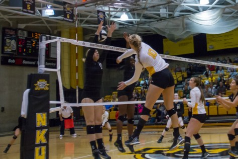 Norse lose third straight Horizon League game