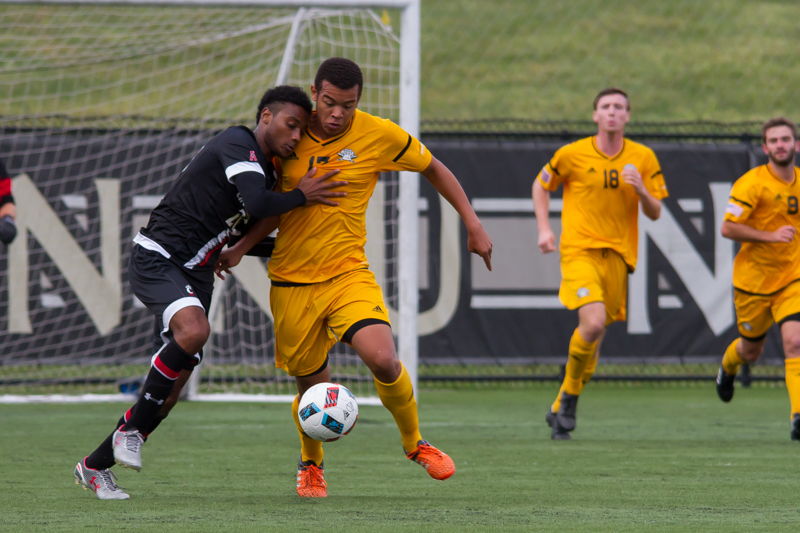 Men's Soccer to host FC Cincinnati reserves in preseason match
