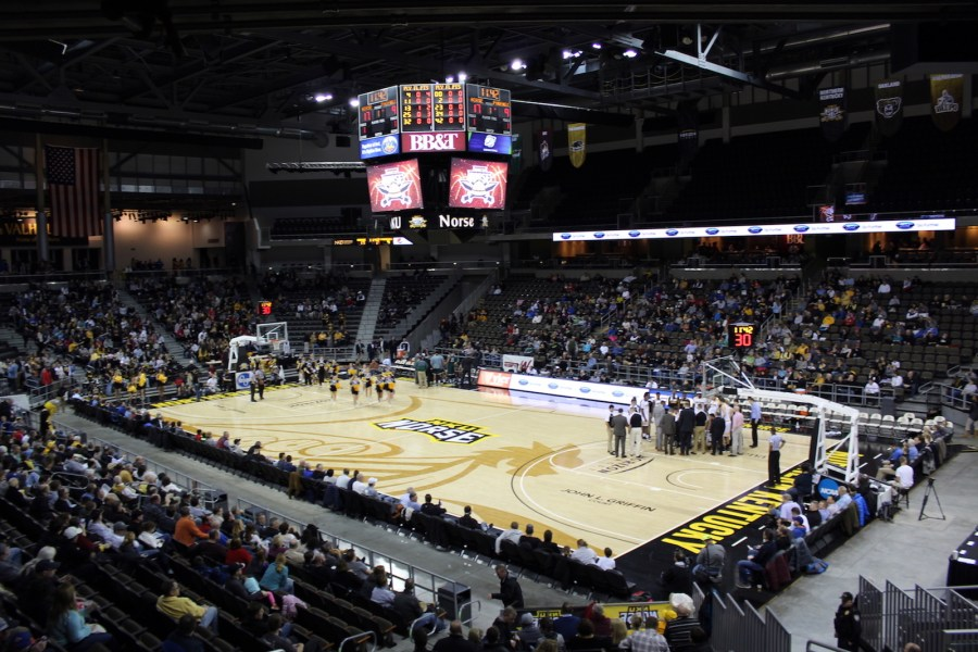 BB%26T+Arena%2C+home+of+the+NKU+Norse+basketball.