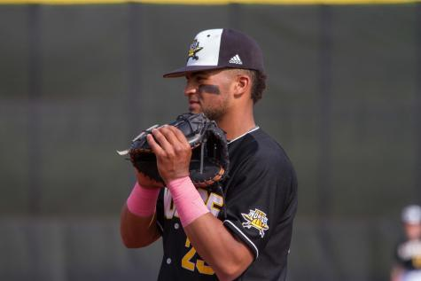NKU slides past ETSU in their first series win of the season