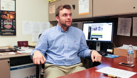 Weber looks back on time as SGA president