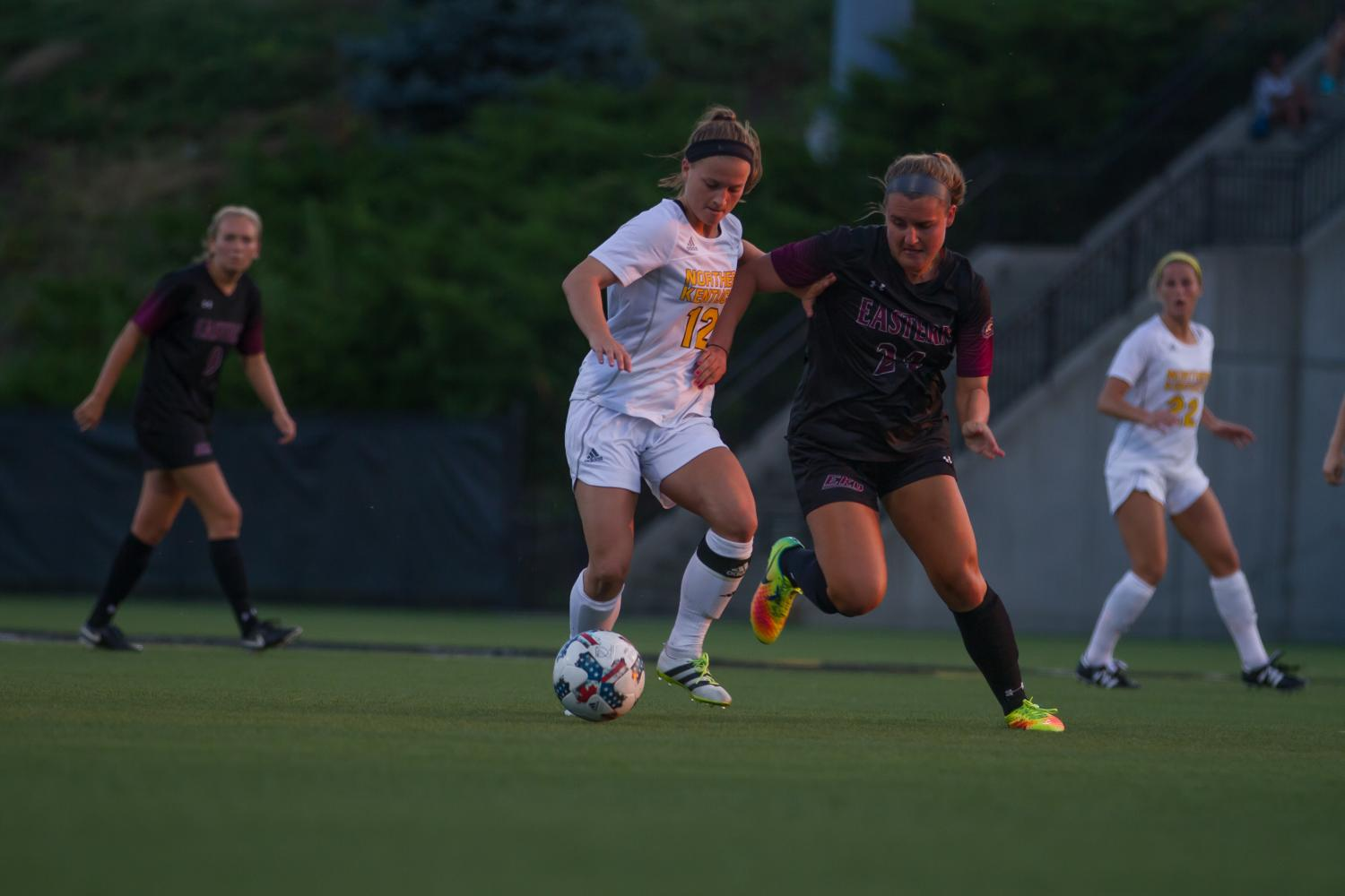 GALLERY: Frey's second half goal powers Norse to victory