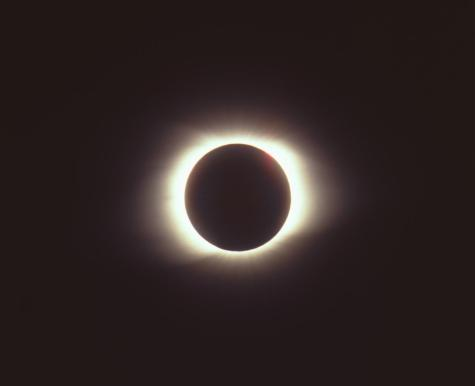 Total Eclipse of the heart: One professor's astronomical passion
