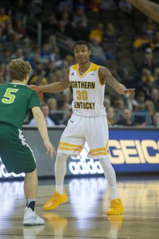 Holland named Horizon League Player of the Week