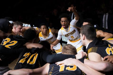 Preview: NKU takes on Wright State and a way-too-early look at 'bracketology'