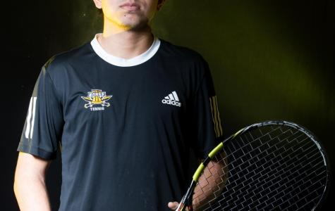 Men's tennis looking to work through freshman growing pains