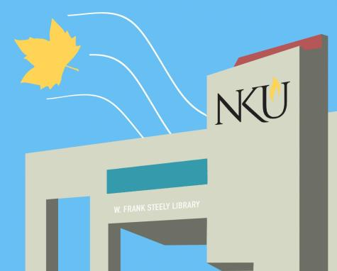 NkU Group Watches Worldwide Wrestling