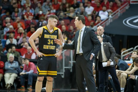 Strong second half propels West Virginia past NKU