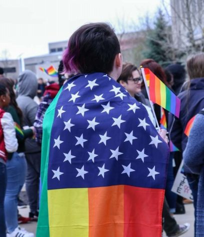GALLERY: NKU's 5th Annual Pride March