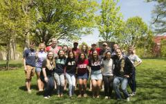 Greek orgs raised $180K, volunteered over 30K hours last year